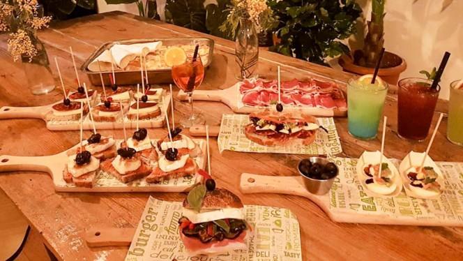 Sugerencia del chef - Riva Bcn, Barcelona
