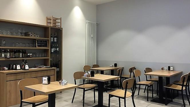 Sala - Elements Bistrot, Bologna