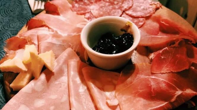 Suggerimento dello chef - Osteria dei Ghiotti, Ravenna