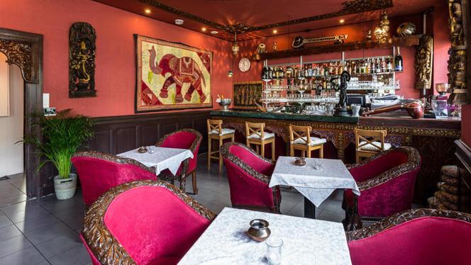Salle du restaurant - Jaipur, Genève