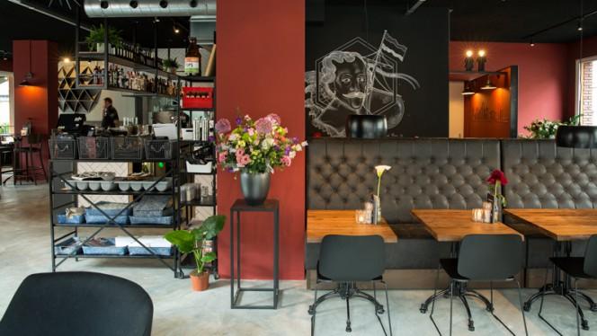 Restaurant - NELIS West, Amsterdam