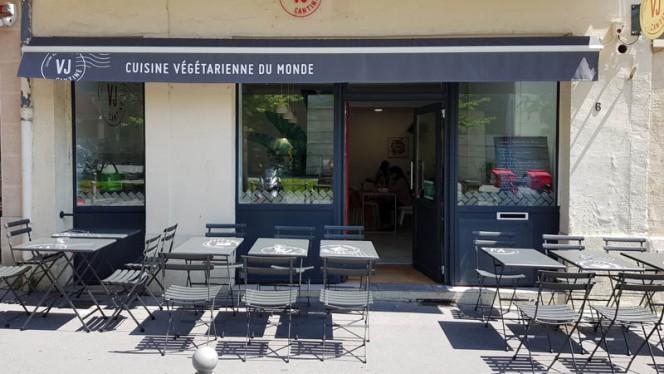 Terrasse - VJ Cantine, Bordeaux