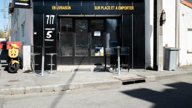 Façade - Yello Pizza, Nantes