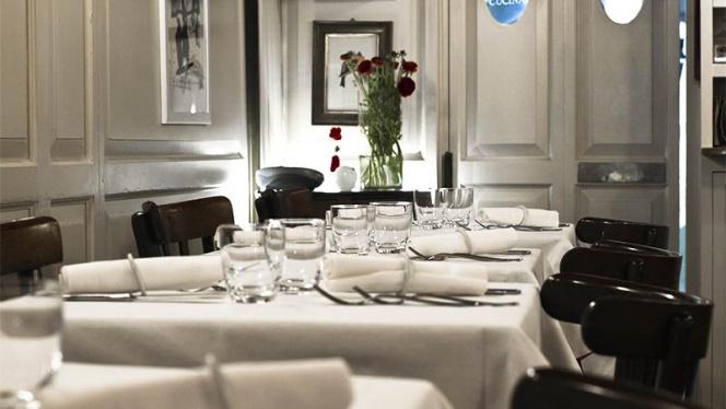 La sala - Piccola Cucina, Milan