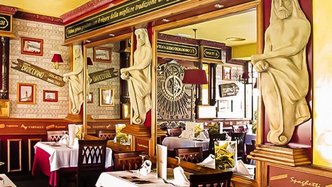 salon - La Tagliatella Islazul, Madrid