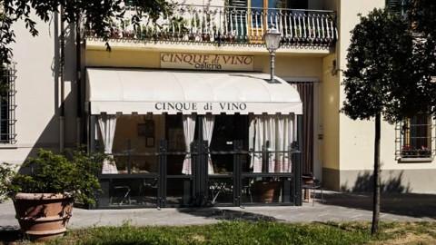 Cinque di Vino, San Casciano In Val Di Pesa