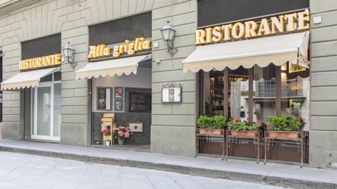 Facciata - Alla Griglia, Firenze