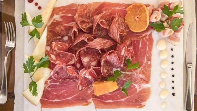 Suggerimento dello chef - Alla Griglia, Firenze