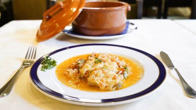 sugestão do chef - Farta Brutos, Lisbon