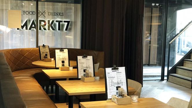 Het restaurant - Markt7, Harderwijk