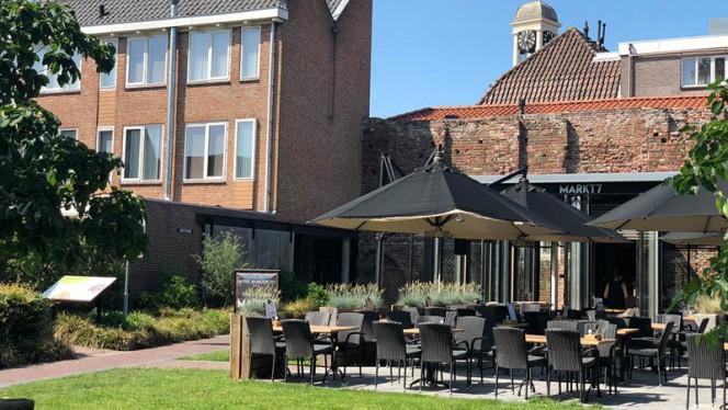 Terras - Markt7, Harderwijk