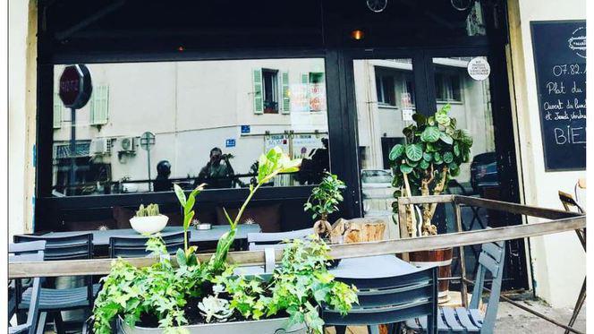 terrasse - Chez Marinette, Marseille