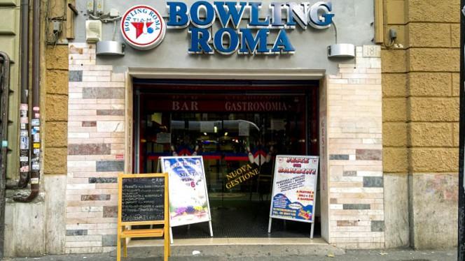 Entrata - Bowling Roma, Rome