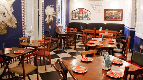 María Bonita Taco Bar, Madrid