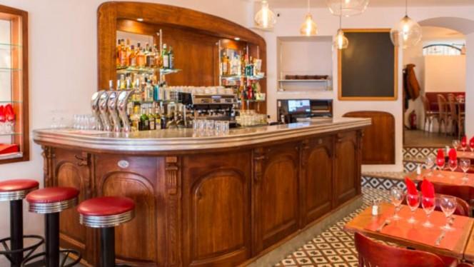 bar - Le Forum, Aix-en-Provence
