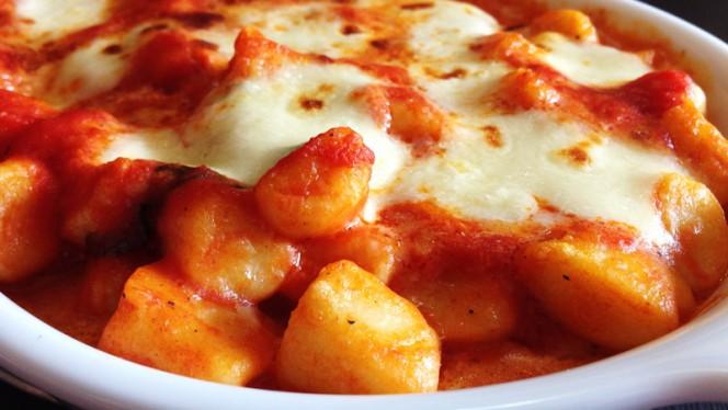 Gnocchi - Orange Lounge & Restaurant, Alghero