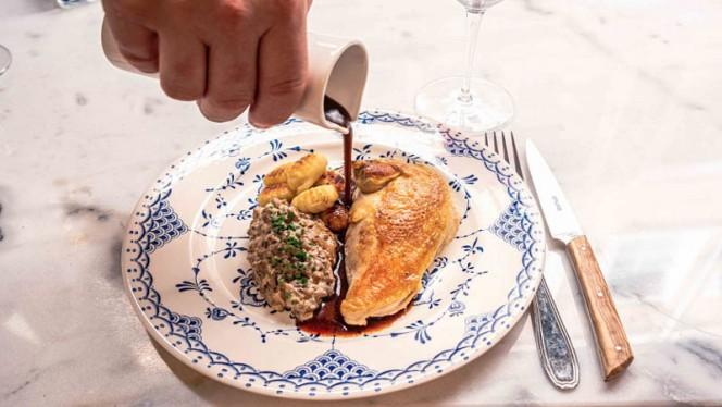 Suggestion de plat - Les Flaconneurs Bistro, Lyon