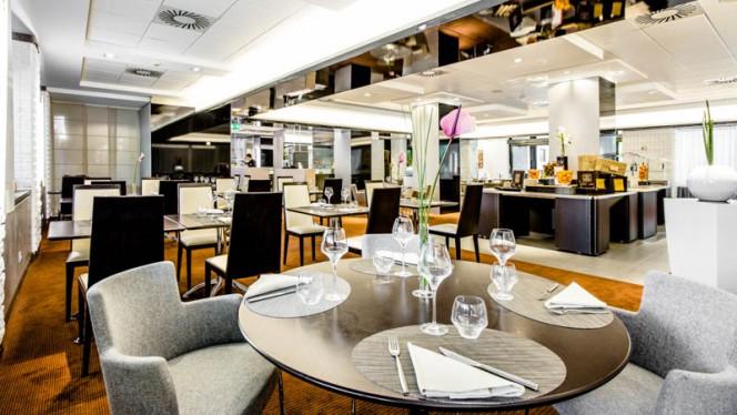 Sala ristorante - Centena Trattoria Urbana, Milan