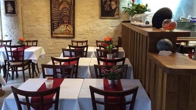 Salle du restaurant - La Table d'Althusser, Lyon