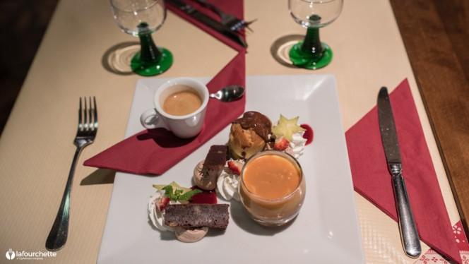 Suggestion de plat - Pfifferbriader, Strasbourg