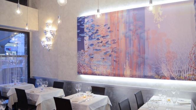 Ambiente raffinato - Nassa Osteria di Mare, Milan
