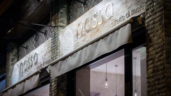 Facciata - Nassa Osteria di Mare, Milan