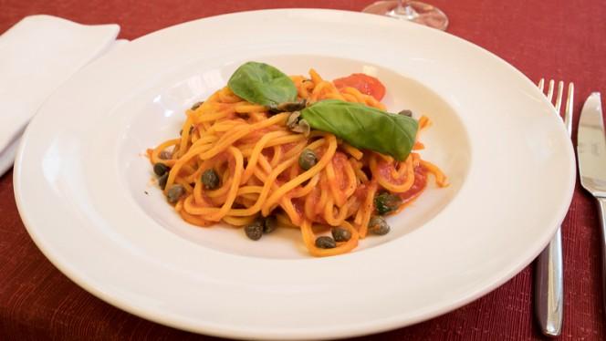 Spaghetti - Clavature, Bologna