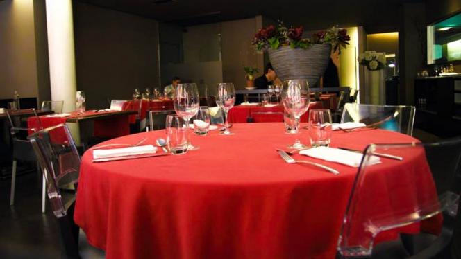 Vista mesa - Exquisit, Igualada