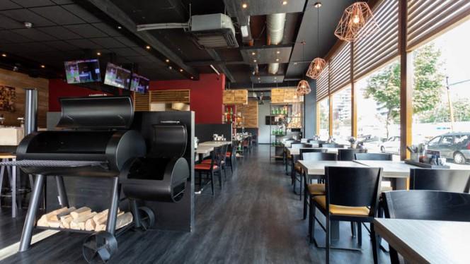 Het restaurant - Encore Bar & Grill, Rotterdam