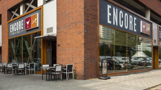 Ingang - Encore Bar & Grill, Rotterdam