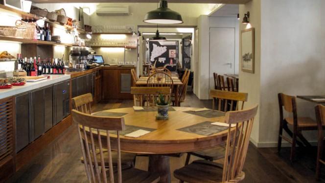 La Cuina del Moja 7 - Rambla Cafè, Barcelona