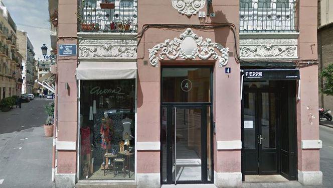 Fachada - Fierro, Valencia
