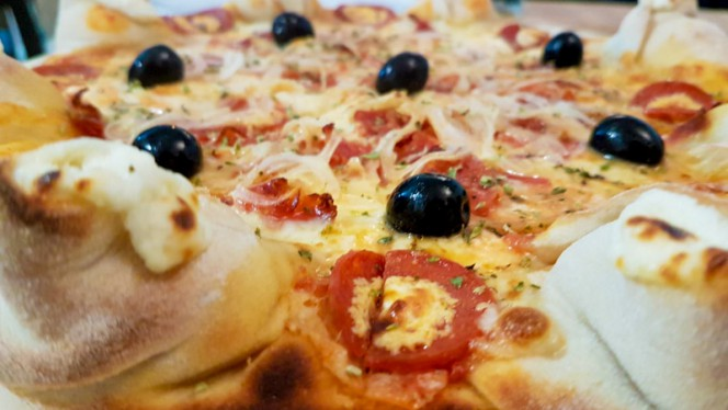 prato - Bordas Pizzaria, Cascais
