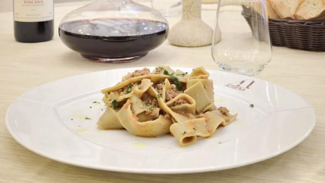 Suggerimento dello chef - Mangia Restaurant by Hotel Athena, Siena