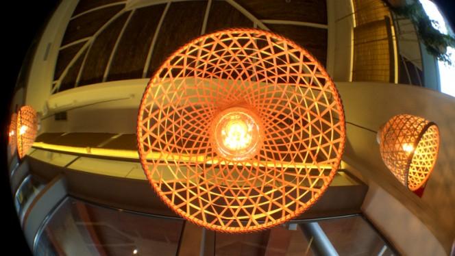 Iluminación - Sushita Café - Parque Sur, Leganés