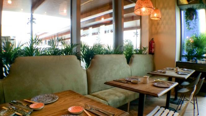 Salón - Sushita Café - Parque Sur, Leganés