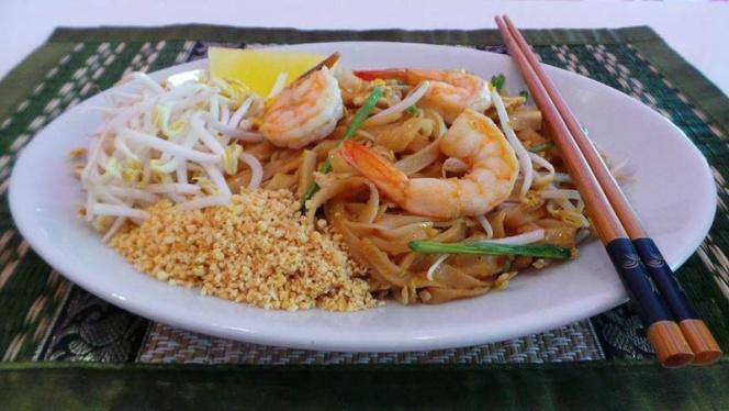 Asian Food - Orawin Thai Bar, Milan