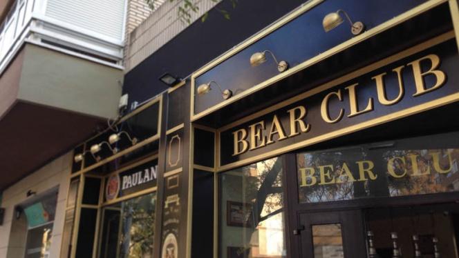 Fachada bear club - Bear Club, Valencia