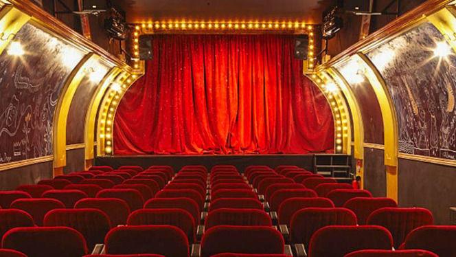 salle de spectacle - La Nouvelle Seine, Paris