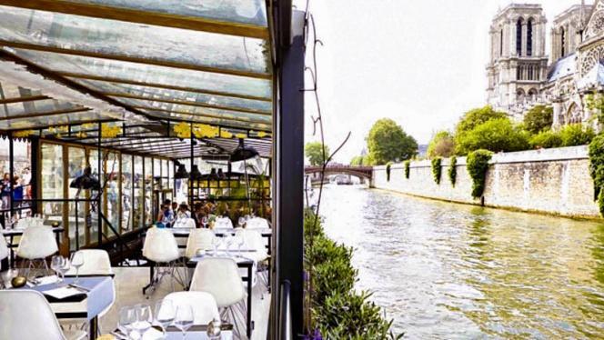 vue sur notre dame - La Nouvelle Seine, Paris