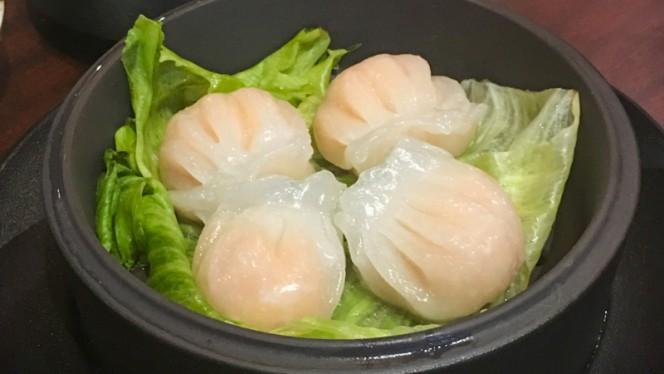 Sugerencia de plato - Longan Asian Gastro, Madrid