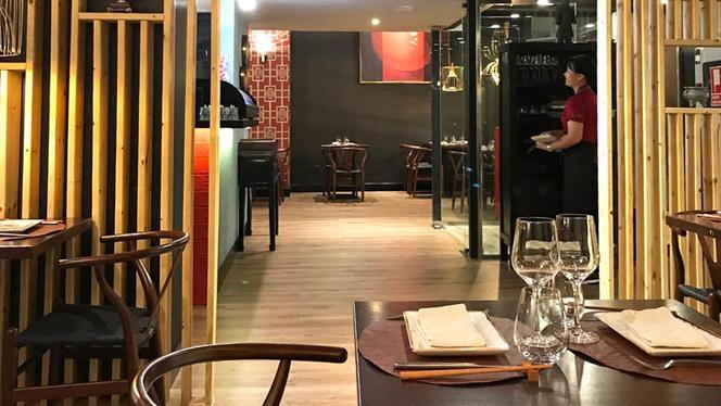 Vista Sala - Longan Asian Gastro, Madrid