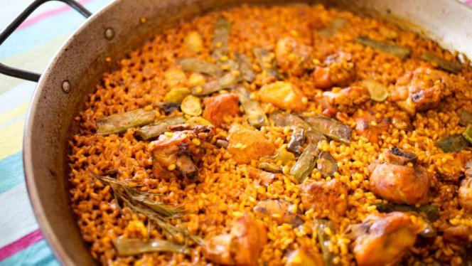 Sugerencia del chef - Malabar, Valencia