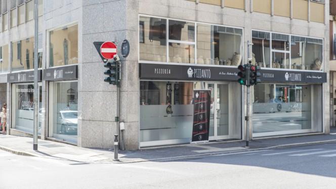 Entrata - Pizzantò, Bergamo
