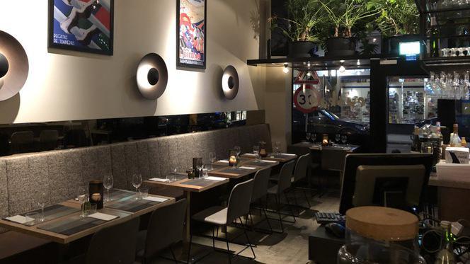 Het restaurant - EUSKADI Basque Restaurant, Rotterdam