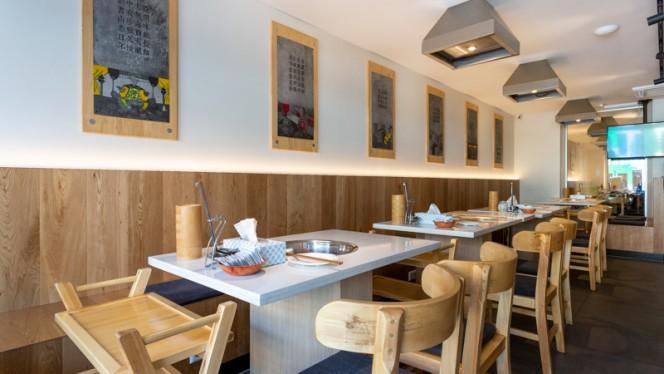Restaurant - Yuan's Hot Pot 袁记串串香, Amsterdam