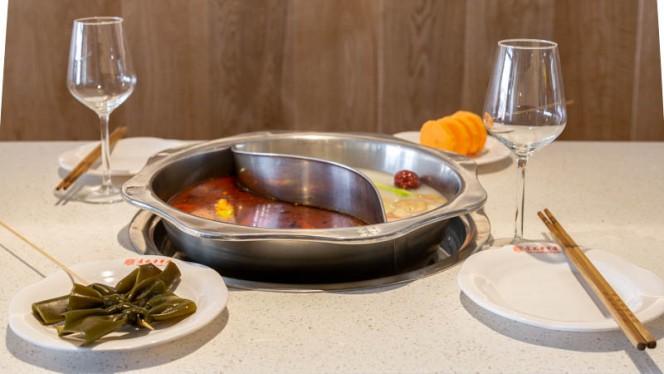 Suggestie van de chef - Yuan's Hot Pot 袁记串串香, Ámsterdam