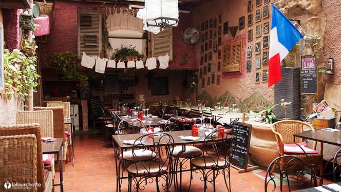 Le patio - Le Patio, Aix-en-Provence
