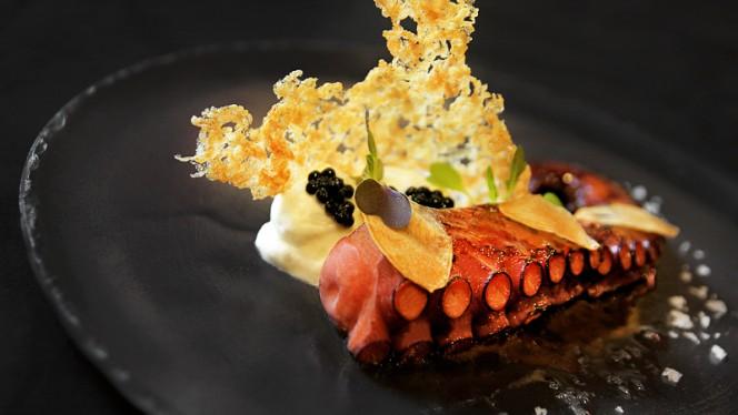 Sugerencia del chef - Filigrana by Eboca Restaurant, Barcelona