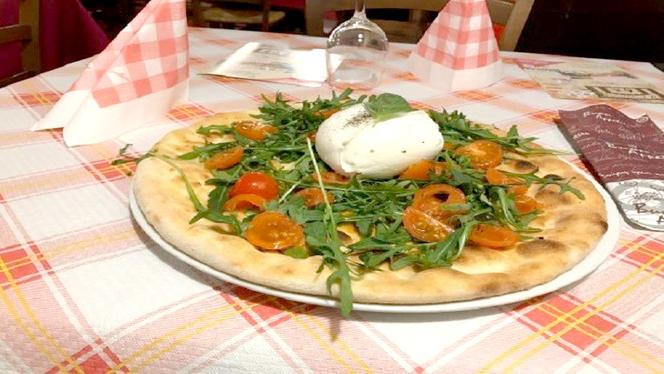 Pizza - Il Portico di San Donato, Bologna